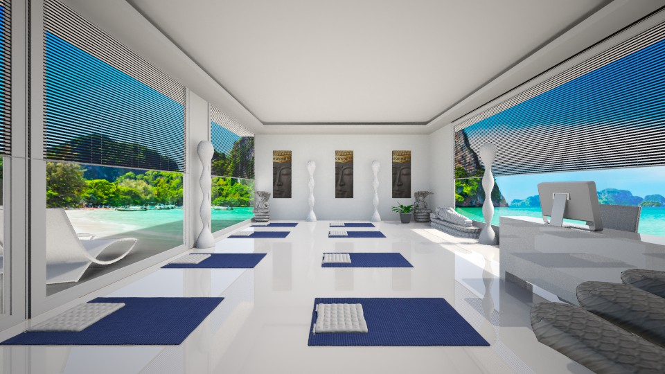 Yoga - Modern - Living room - by Gre_Taa