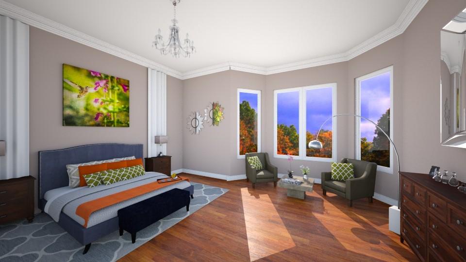 dream bedroom - Bedroom - by safihya88