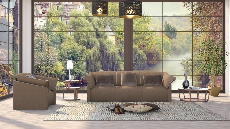 M_La Mise - Living room - by milyca8
