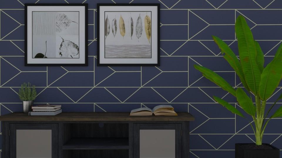 Hallway Theme - Minimal - by cutebaxter123