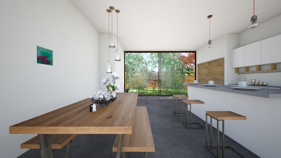Mississippi kitchen - Kitchen - by ashstrider