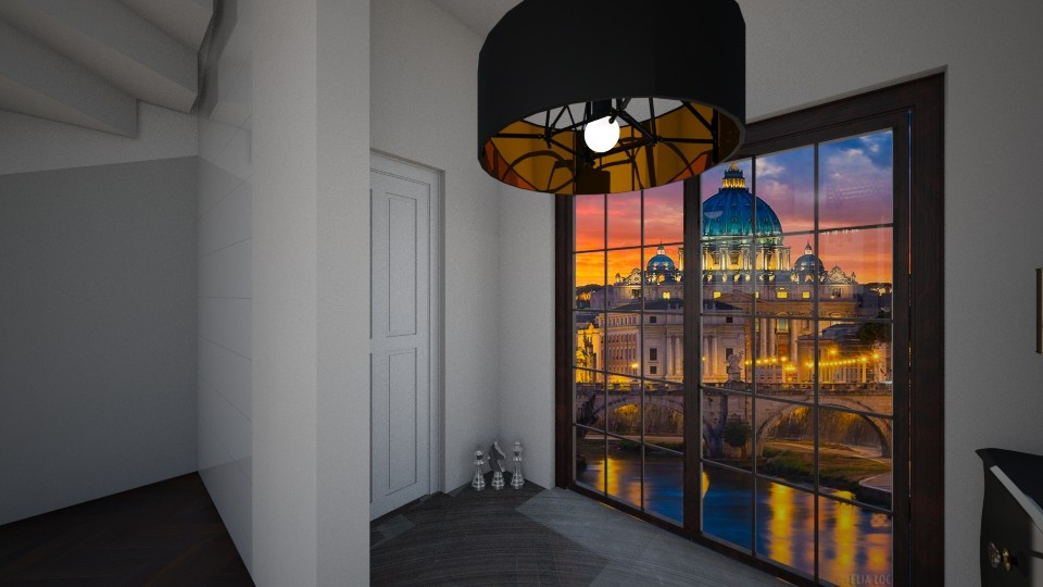 domus 12 - Living room - by majli042