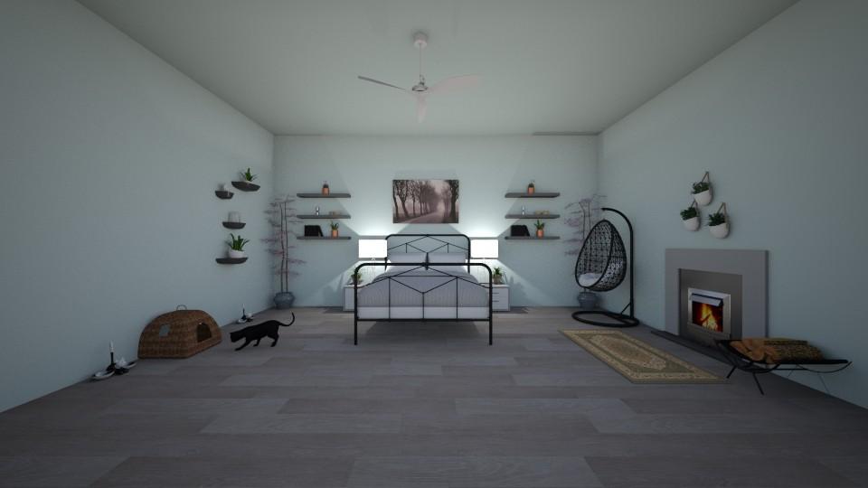 My Dream Room - Modern - Bedroom - by mrode21