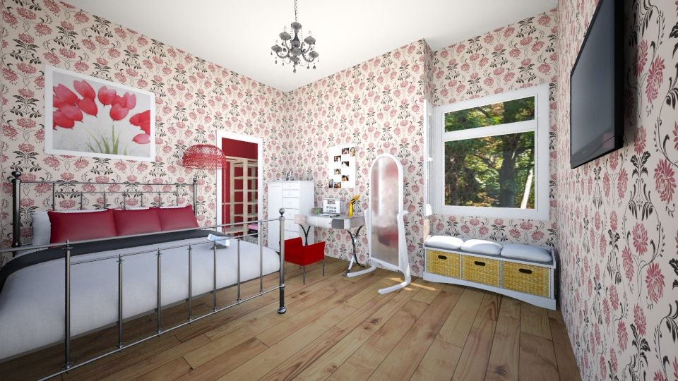dominika - Bedroom - by domi328