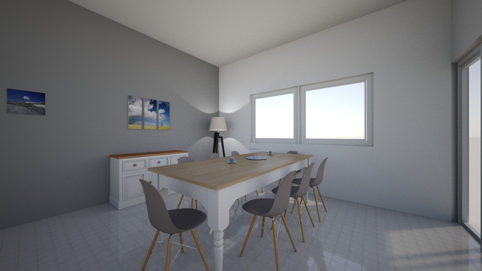 moliets2 - Dining room - by laure40