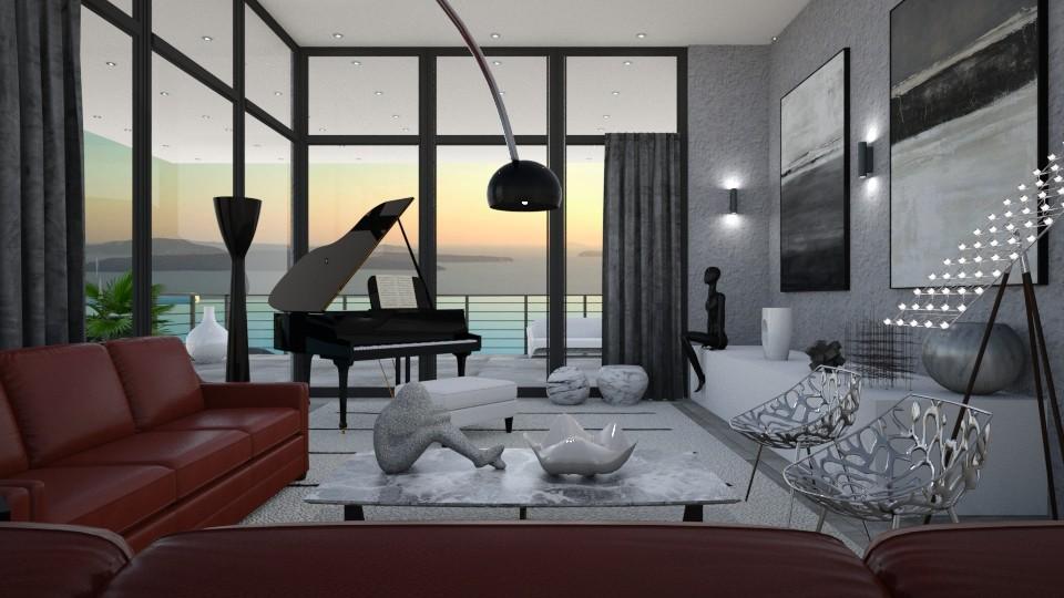 Art Collectors Home - by ritsa