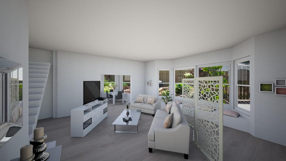 family living - Living room - by ehamlin