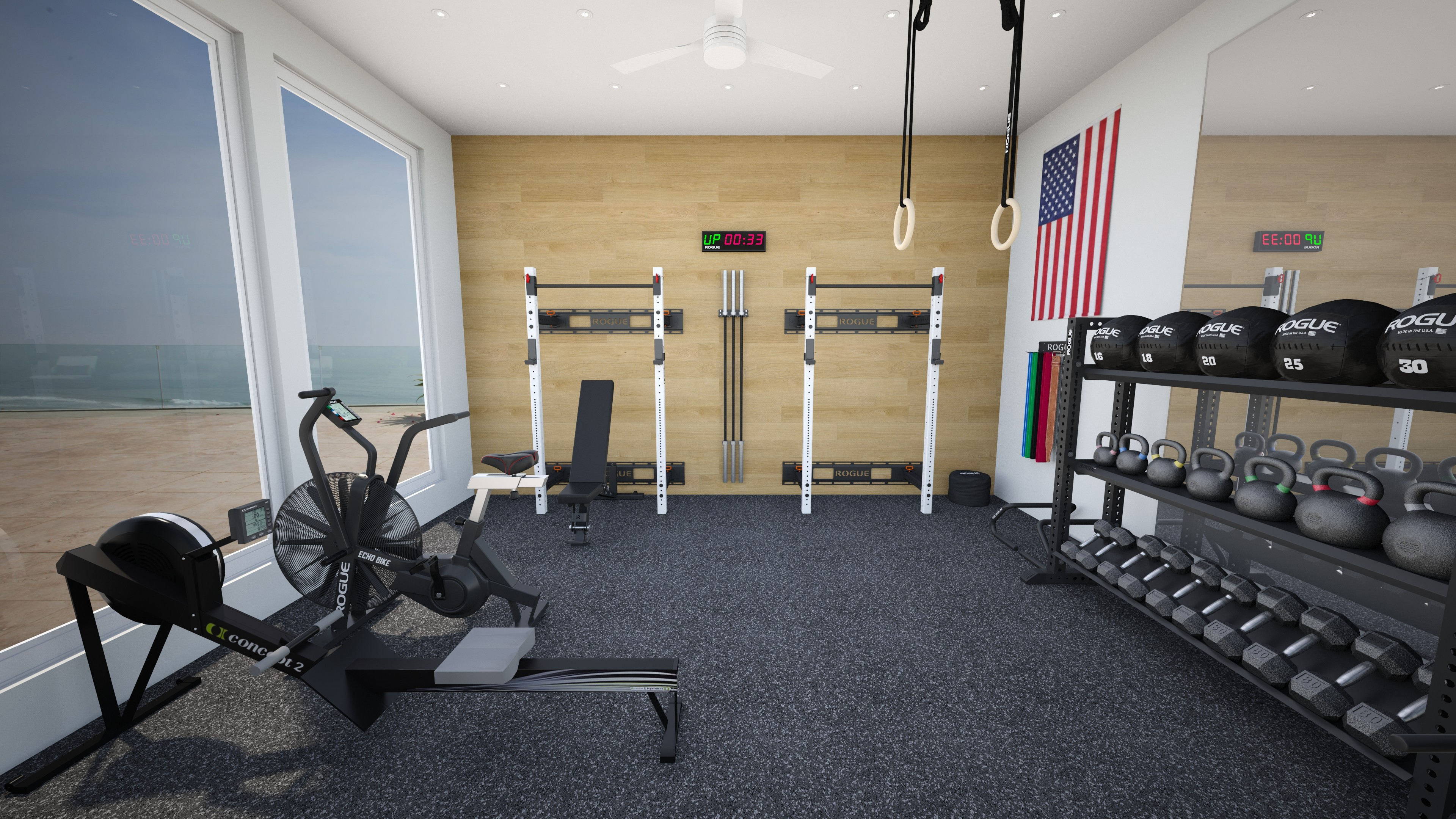 Garage gym ideas garage gym ideas design cool home s decorating a