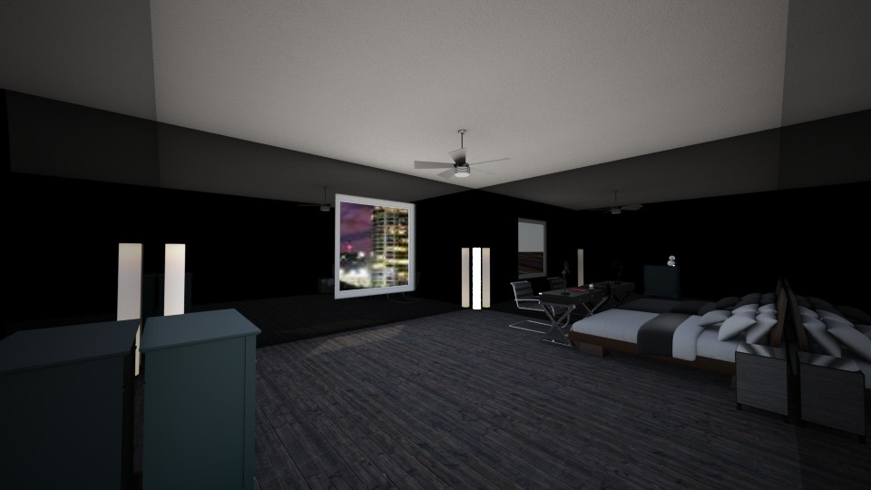 new_design - Modern - Bedroom - by DaRoomPig