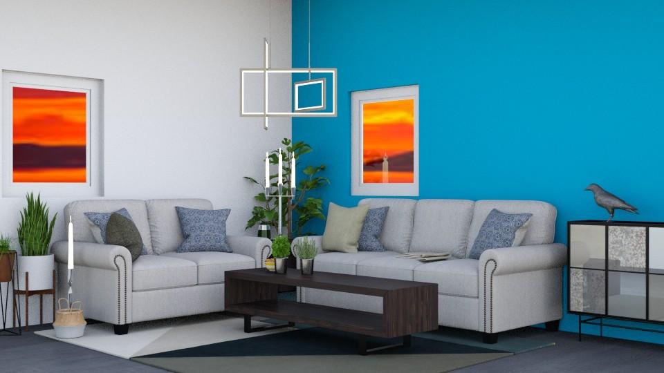 Zanes First Design - Modern - Living room - by Kekol