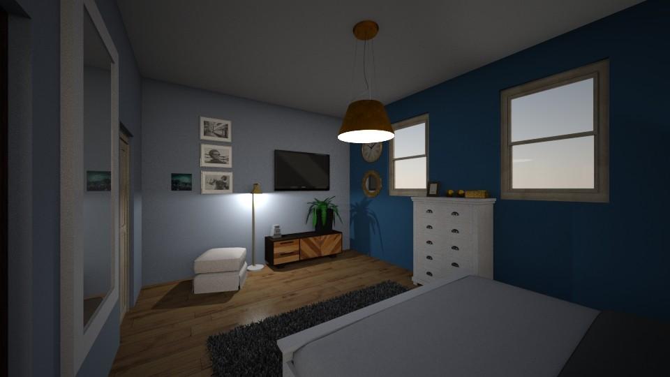 Michaspop - Bedroom - by lenczelaaa2