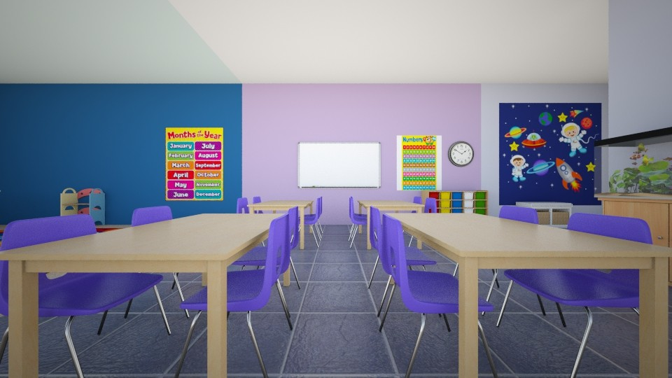 Junior K Activity Room Kids Room By Shmi