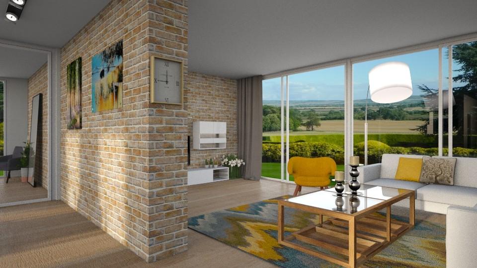 modern house_2 - by bohdalkovakata