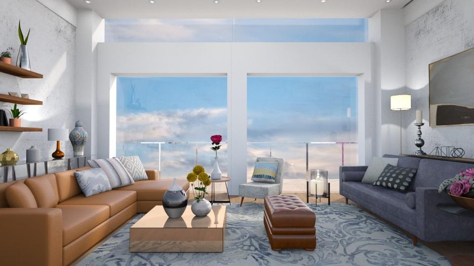 orbin - Living room - by mari mar