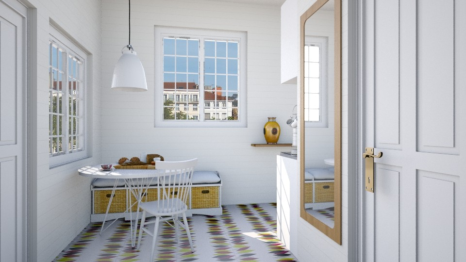 Corner - Dining room - by Naavarin