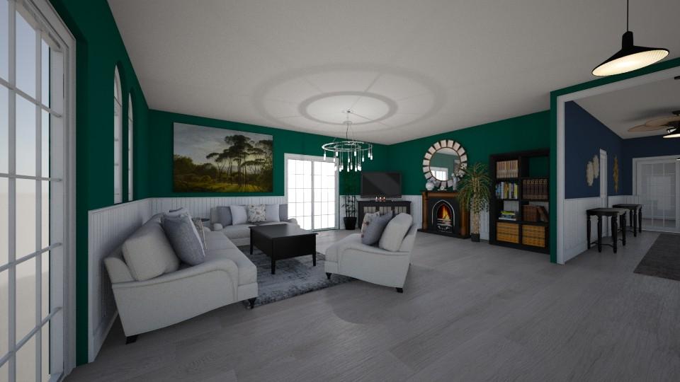 Ada Bart - Classic - Living room - by AdaBart