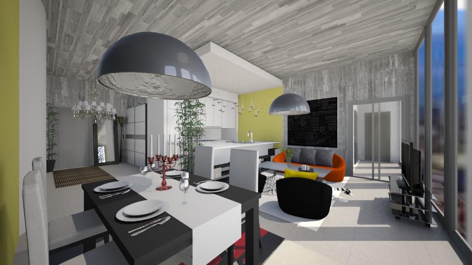 hidden apartment  - Glamour - by shooshB