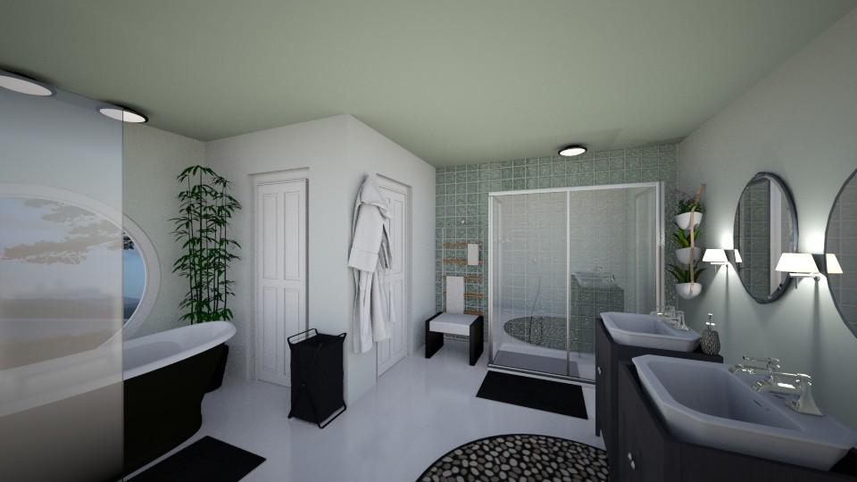 Bath1 - Bathroom - by tiffanysblues
