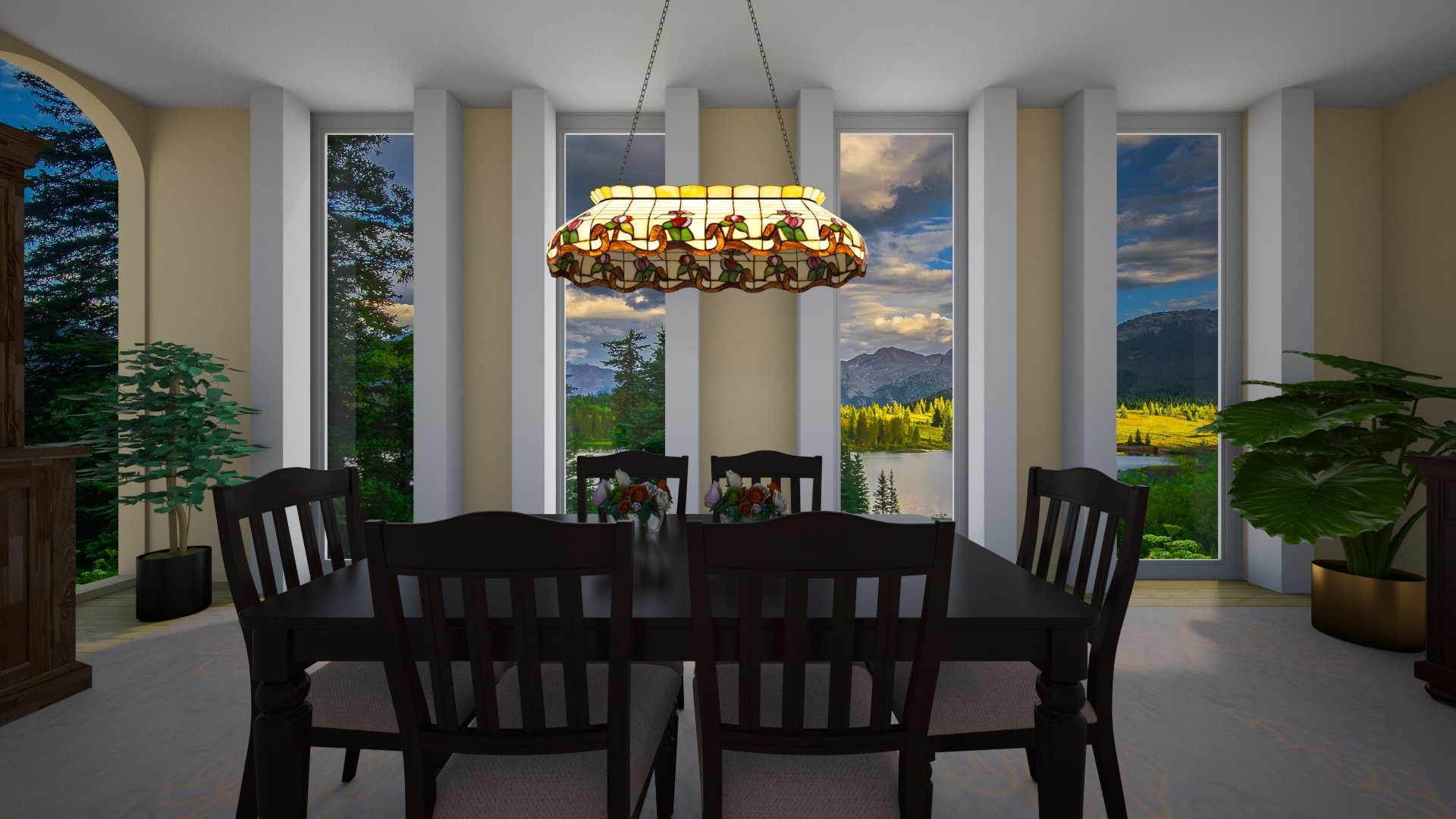 Dining room - Modern - Dining room - by Sue Bonstra