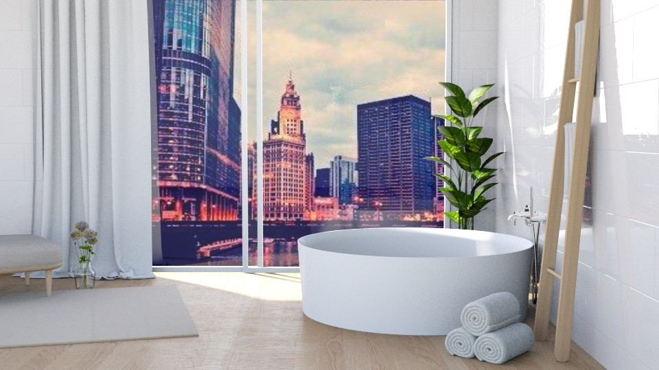 my bathroom - by aggelidi 12312