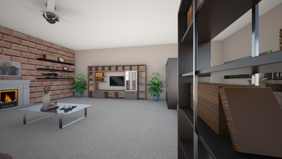 Family room - Living room - by mbickel