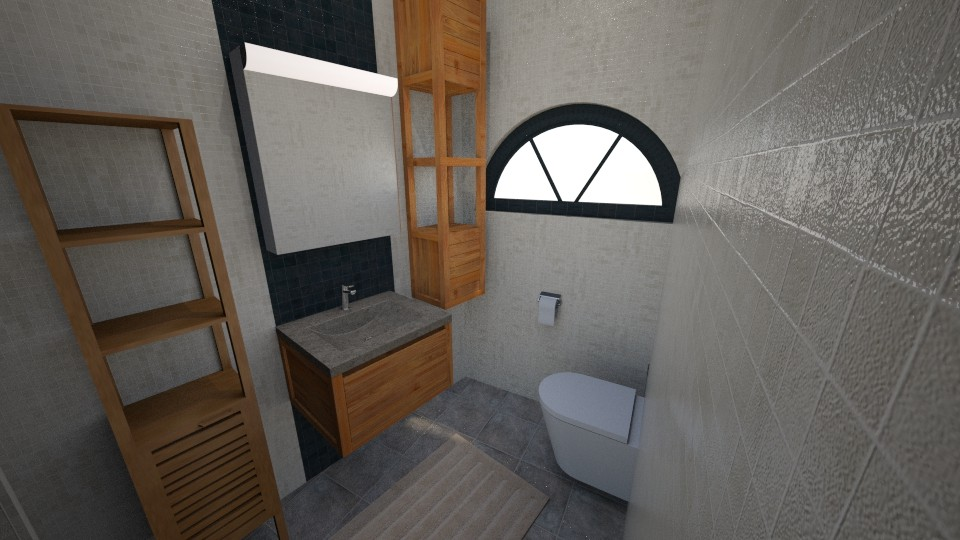 primul - Living room - by andranicola