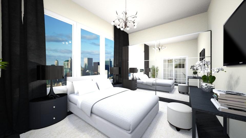 3 - Bedroom - by nastusik10