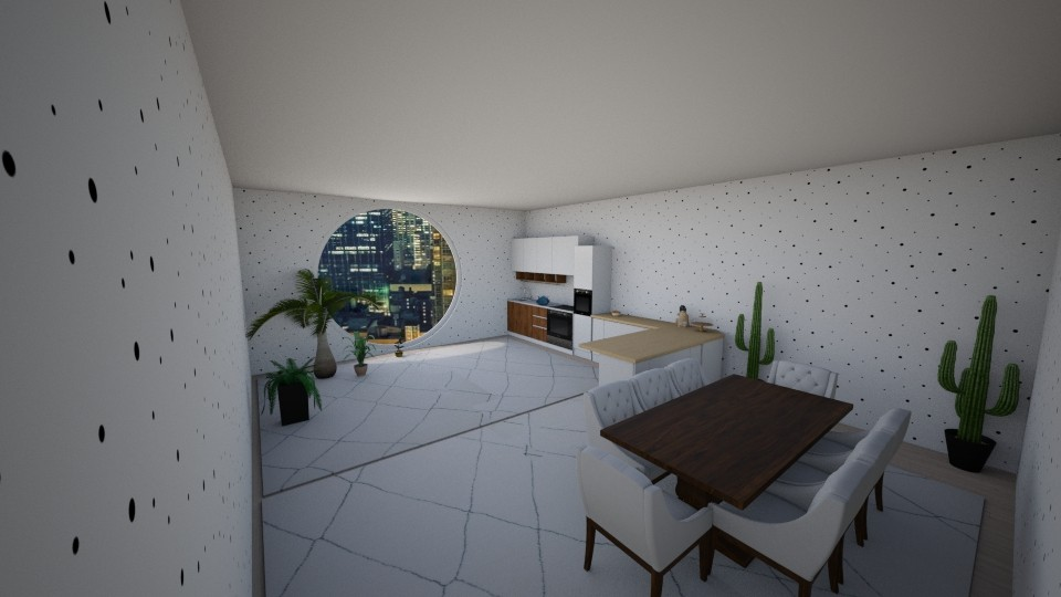 Kitchen - Kitchen - by Ninorucska
