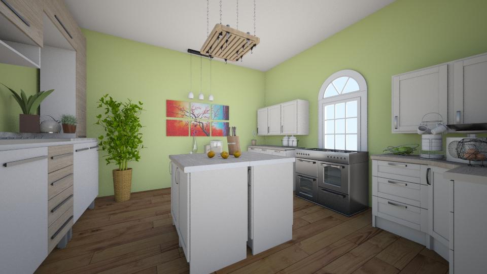 Kitchen - Classic - Kitchen - by emmabhawks10