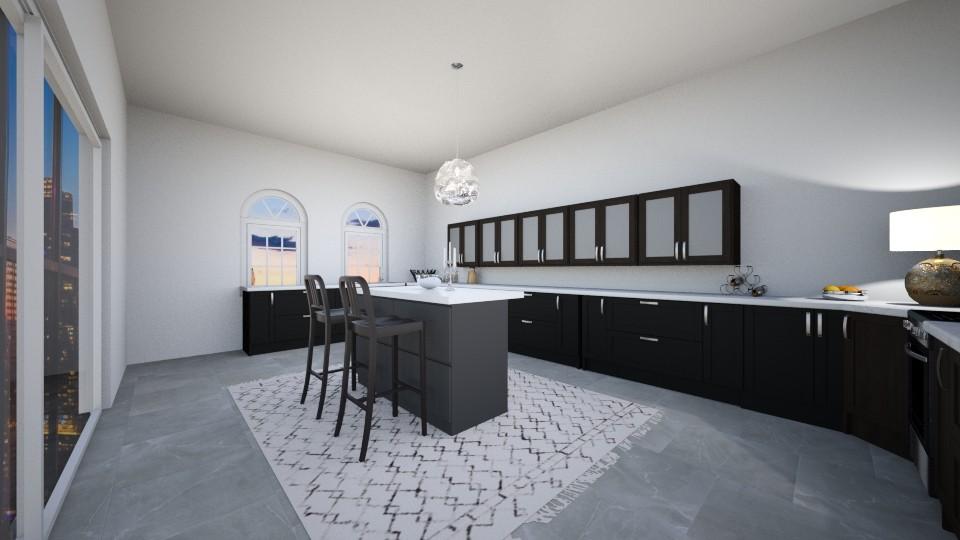 kitchen - Kitchen - by linneavihriala