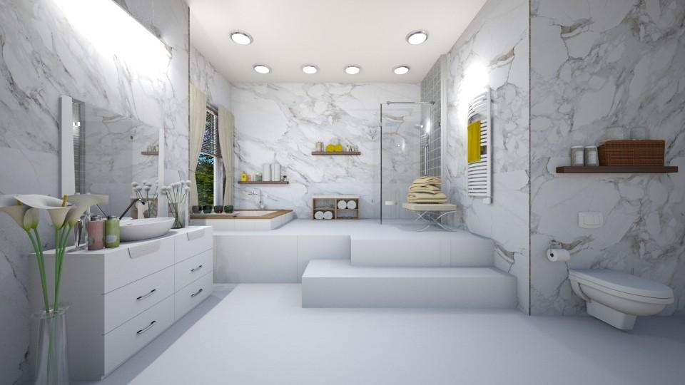 KONEL - Bathroom - by ANAAPRIL