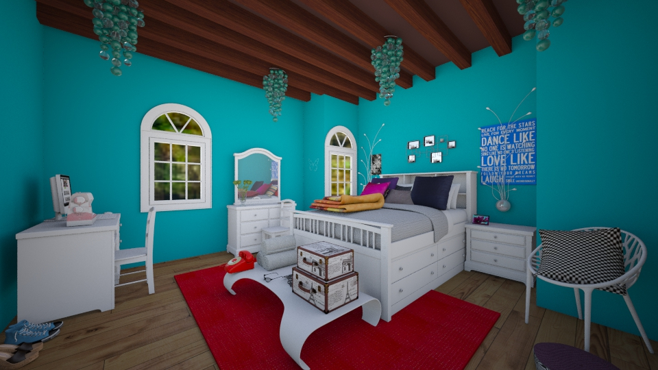 dream bedroom - by jcflynn