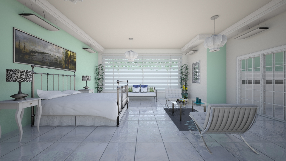 pla - Bedroom - by severa