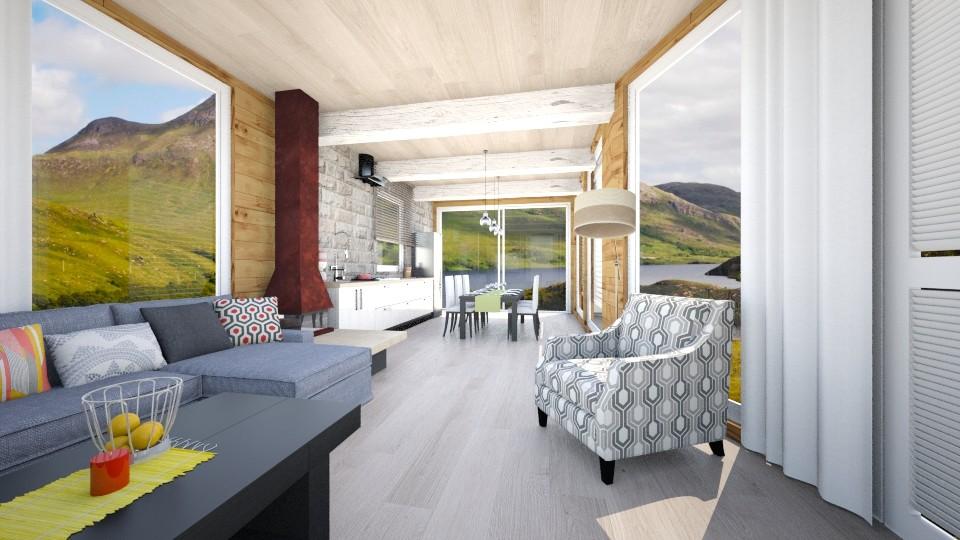 y7 - Modern - Living room - by Inokentijroom