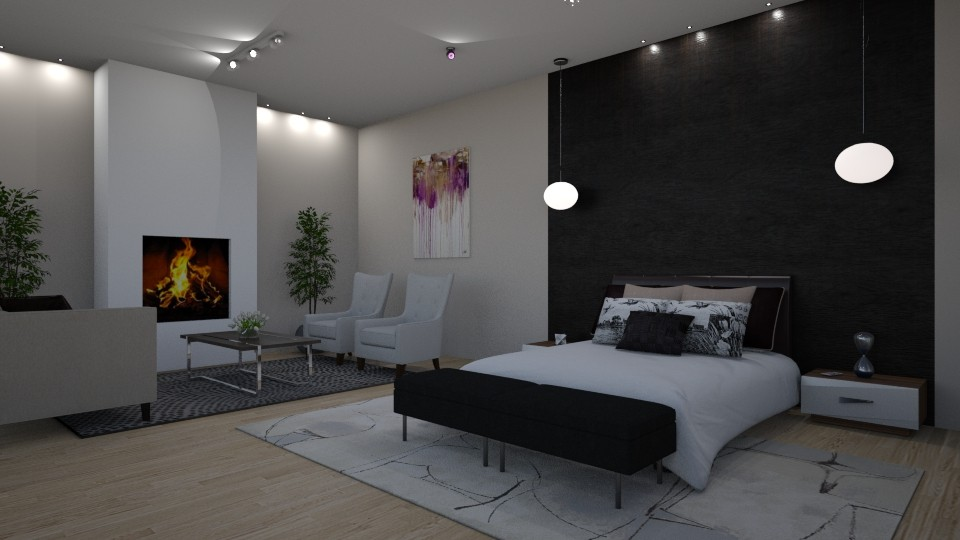 Bedroom - Bedroom - by PTKoma