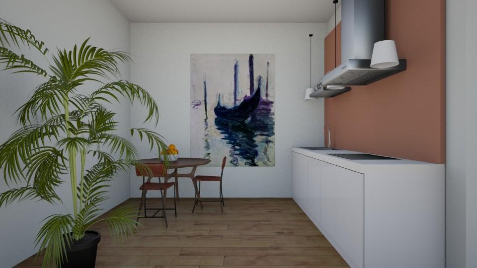 Kitchen - by crystalocean