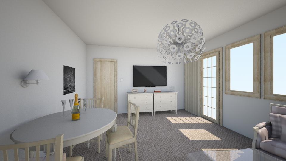 Oskara Lange 2 - Living room - by robert111222333