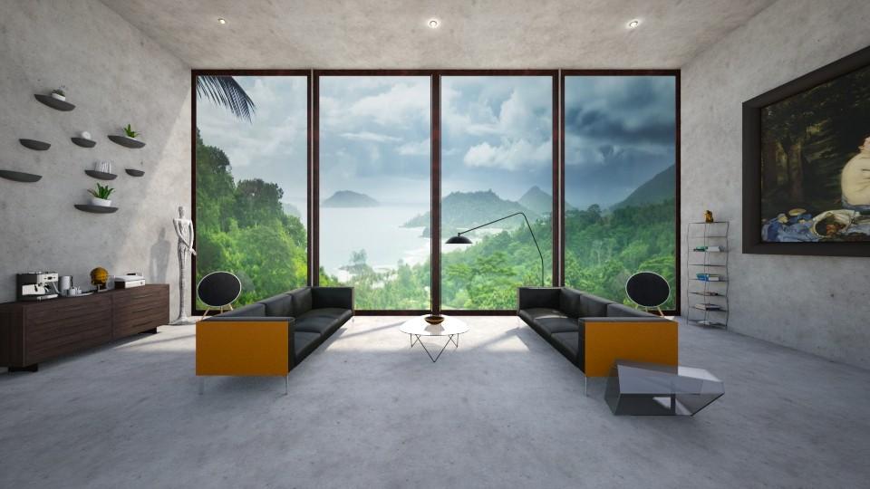Modern Rainforest - by Valerie Meiner