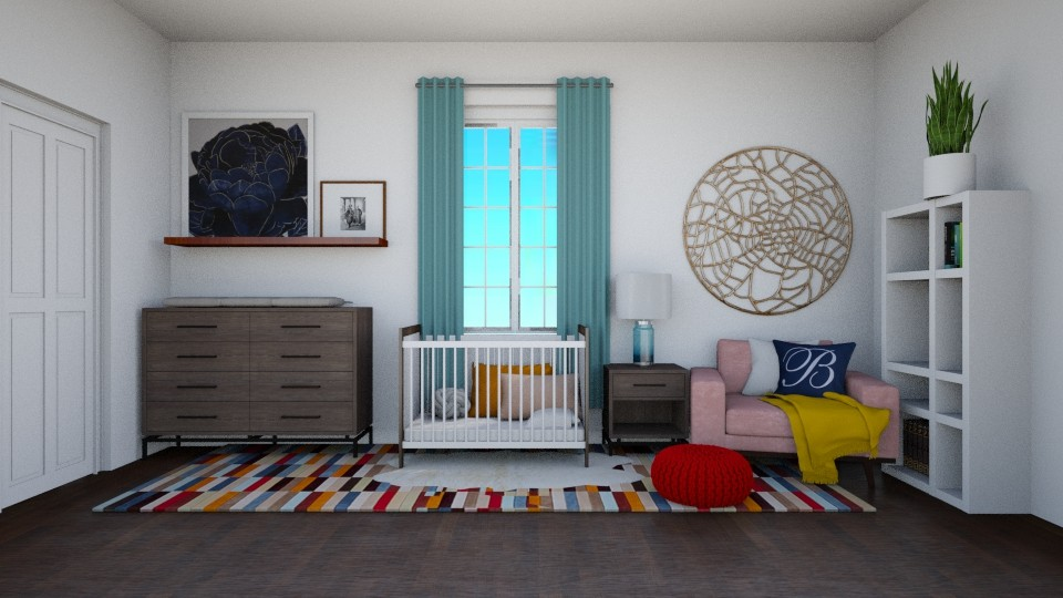 dream sweetly - Kids room - by thomanjenna