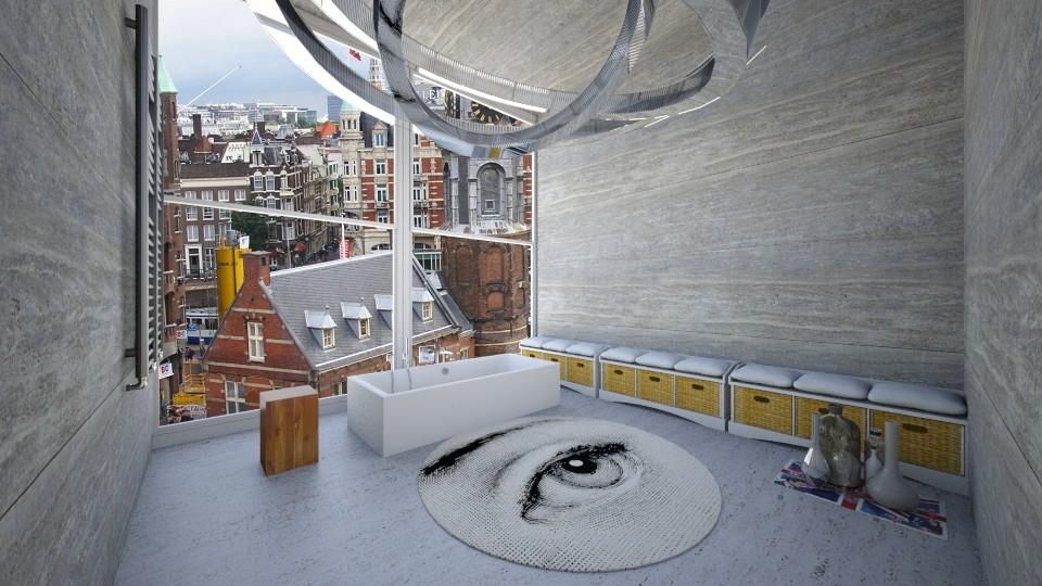 Well - Bathroom - by Agni Samil