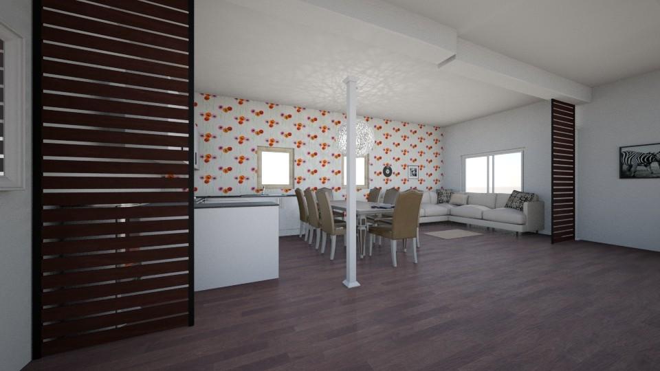 Living room 3 - by Kaarin Aamer