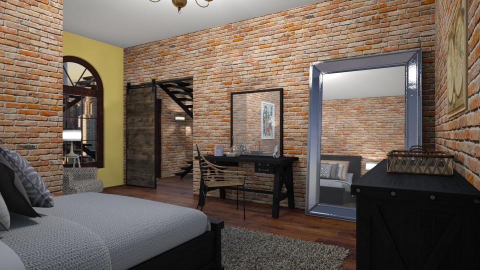 new york - Bedroom - by mollysamuel