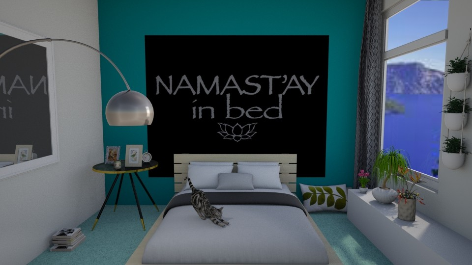 Namastay - by Abby Timmons