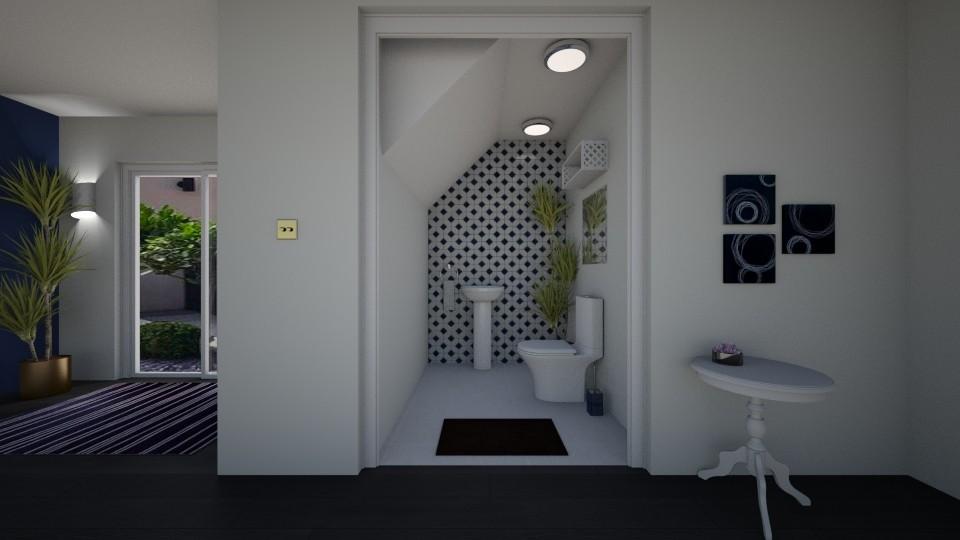 MI 09 - Modern - Bathroom - by i l o n a