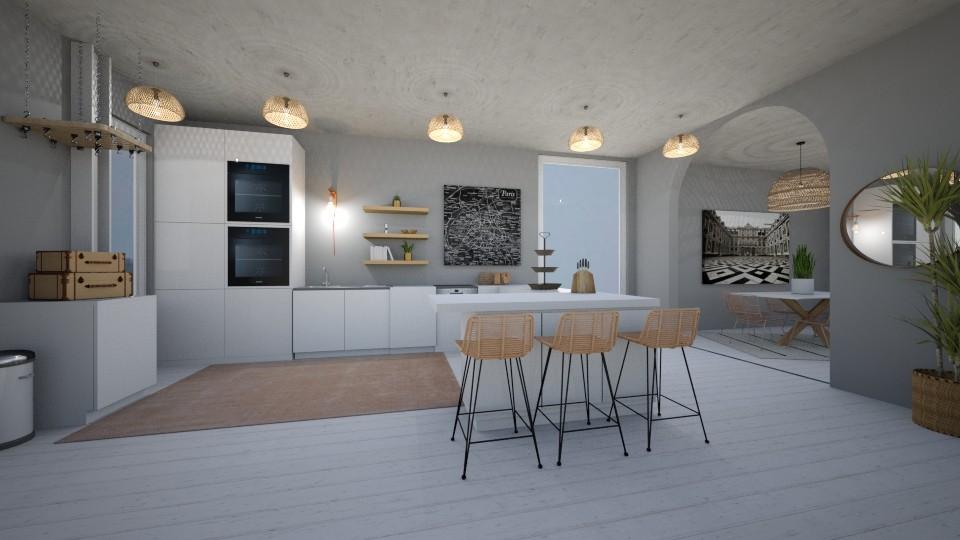 kitchen - by ariel88