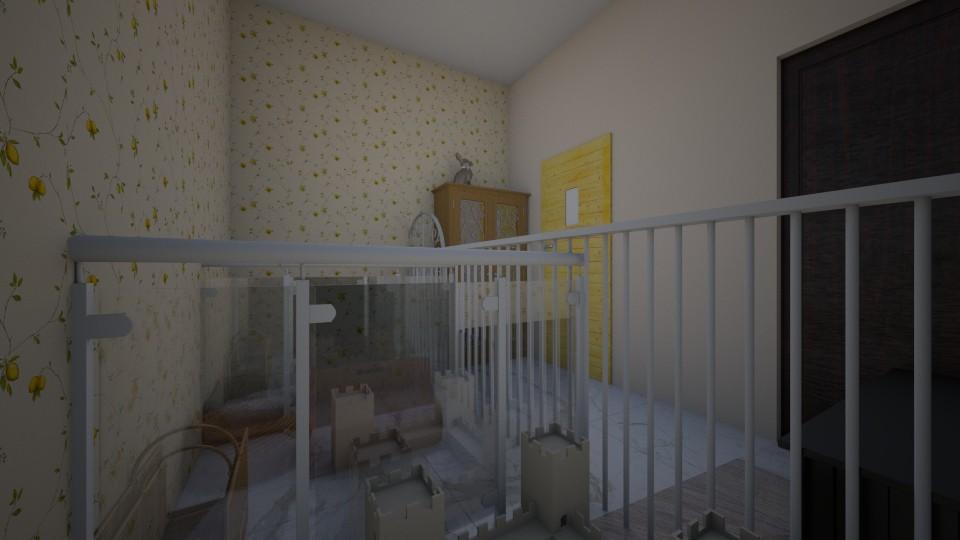 new future house - by Kasie Daphne Saurus