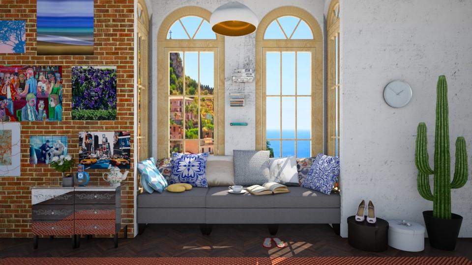 S5 - Living room - by Stela Joana_99