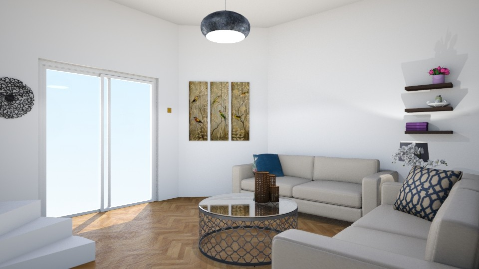 Living room modern - Modern - Living room - by mfurze