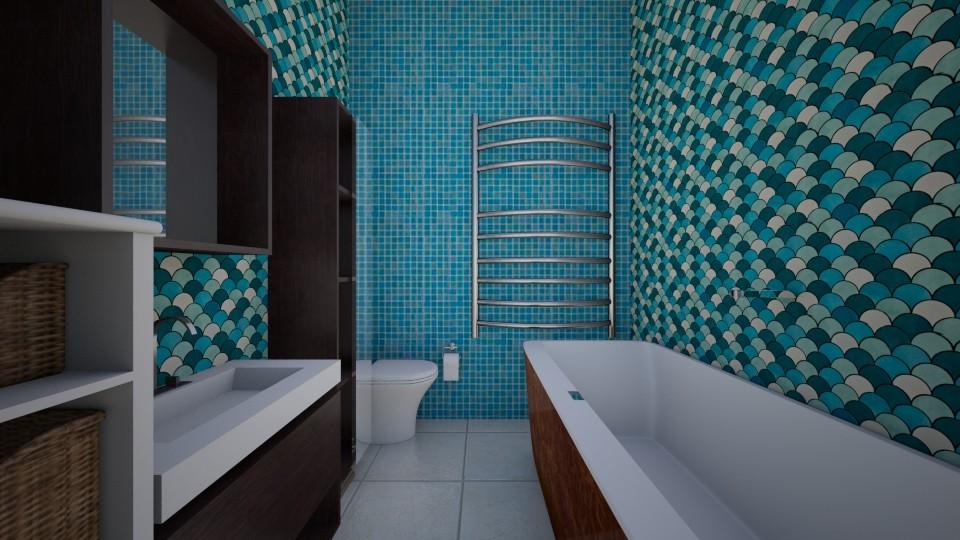 my bathroom - Bedroom - by ambenevol