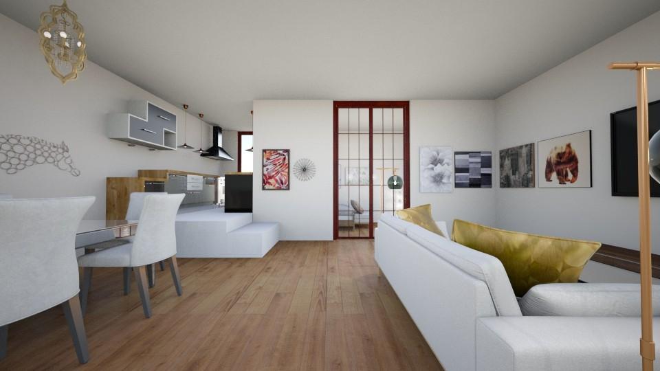 Studio apartment  - by susiekohl032